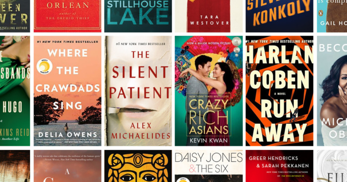 The Most Read Books Right Now on Goodreads