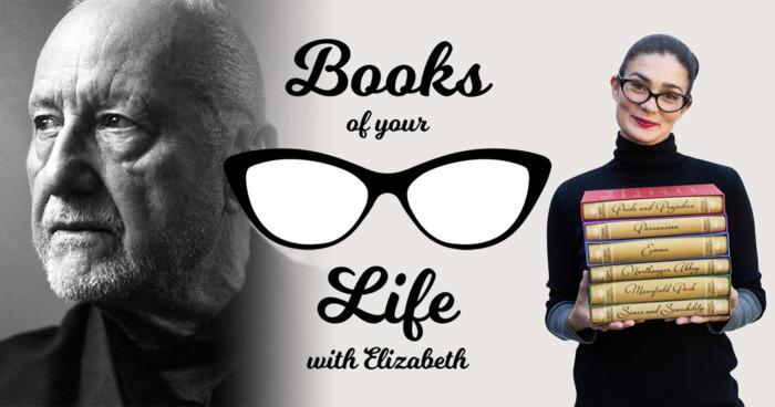 Goodreads Podcast: Elizabeth Talks with Author Frederic Tuten