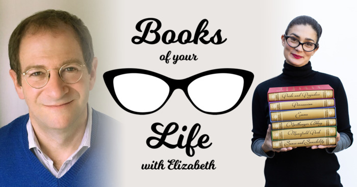 Goodreads Podcast: Elizabeth Talks with Author Will Schwalbe