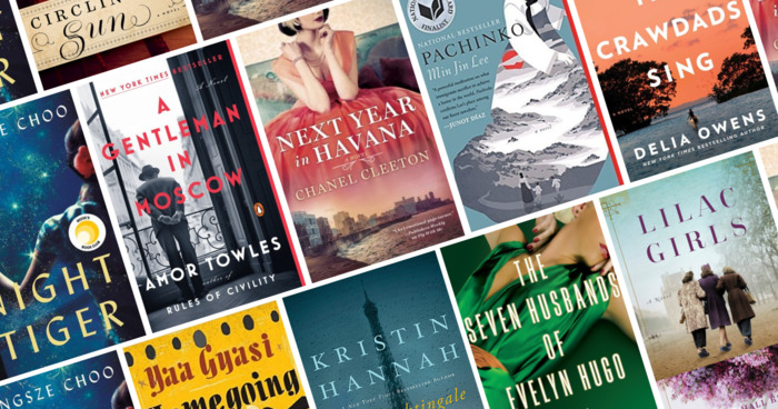 The Most Popular Historical Fiction Novels of the Last Five Years