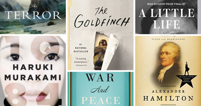 32 Long Books for Readers to Savor