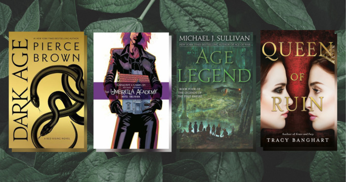 Catch Up Now: These Big Series All Have Books Coming Out in July