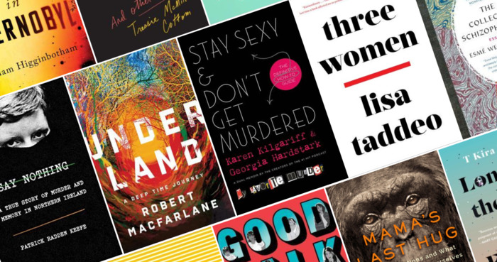 Readers' Top 32 New Nonfiction (Plus What's Coming Next)