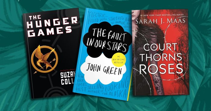 The Top 100 YA Books on Goodreads