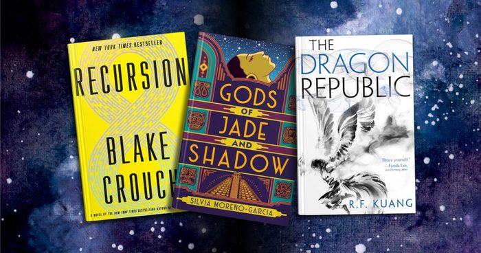 The 24 Most Popular Sci-Fi & Fantasy Novels  of 2019 (So Far)