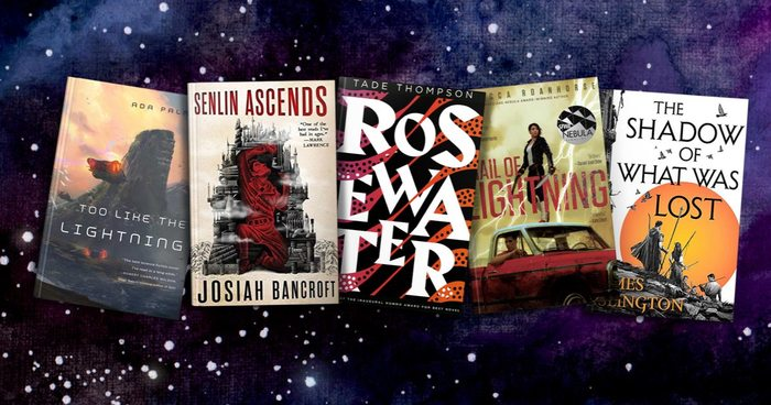 Meet the Rising Stars of Science Fiction & Fantasy