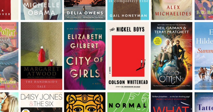 The Most Read Books on Goodreads in August