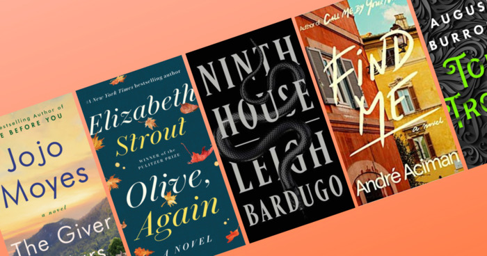 October's Most Anticipated New Books