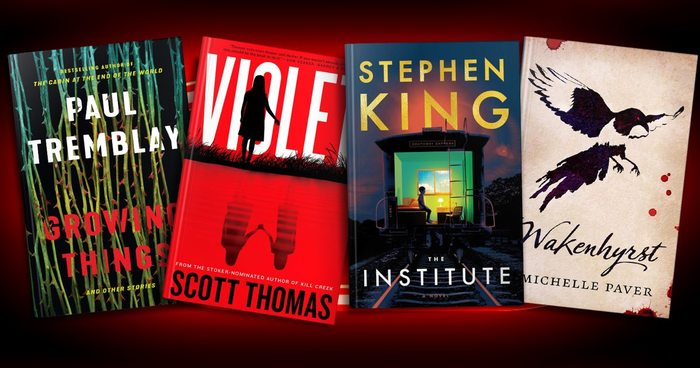 Best Horror Novels 2020.22 New And Upcoming Horror Books To Keep You Up At Night