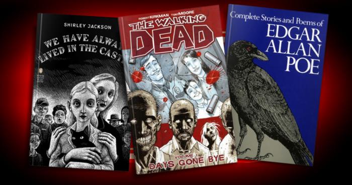 50 Most Popular Horror Novels on Goodreads