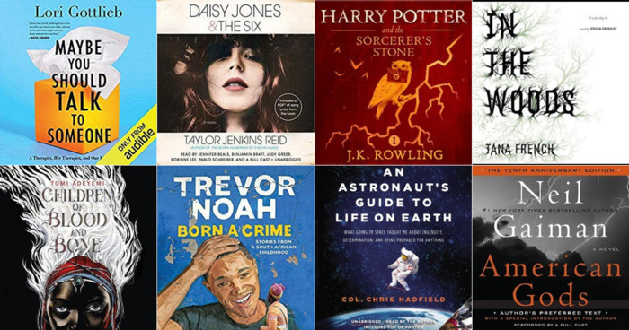 Goodreads Staffers Recommend Their Favorite Audiobooks