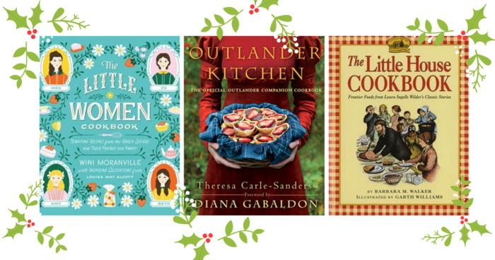 Your Friends Will Devour These Literary Cookbooks