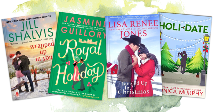 27 Holiday Romance Novels to Cuddle Up With