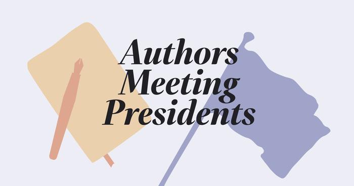 When Famous Writers Met U.S. Presidents