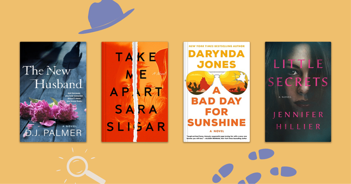 Meet April's Most Highly Anticipated Mysteries