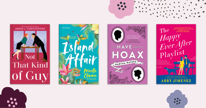 The Most Anticipated Romance Reads of April