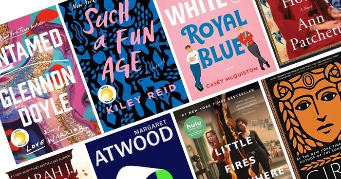 The 20 Top Books Goodreads Members Are Reading Now