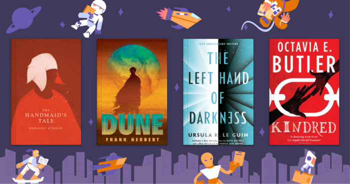 The 100 Most Popular Sci-Fi Books on Goodreads