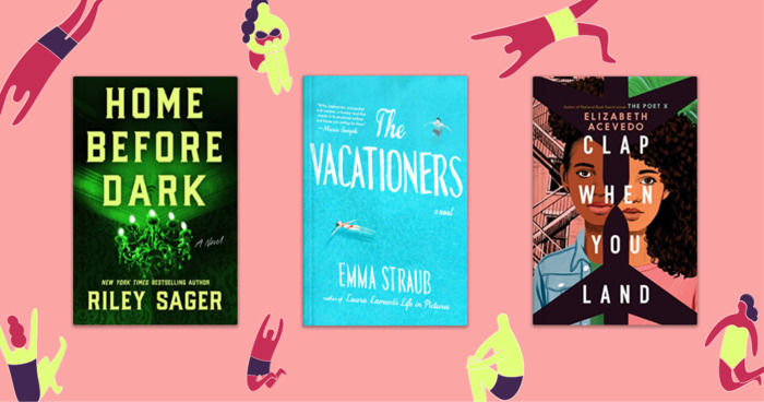Goodreads Members Suggest: 32 'Vacation' Reads