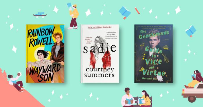 The 40 Most Popular Recent Young Adult Novels