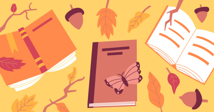 The Big Books of Fall