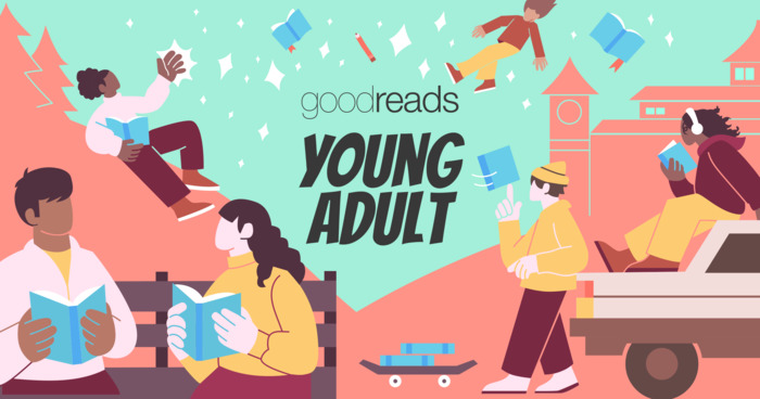 It's Young Adult Week at Goodreads!