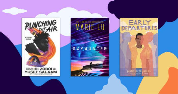 September's Most Anticipated Young Adult Books