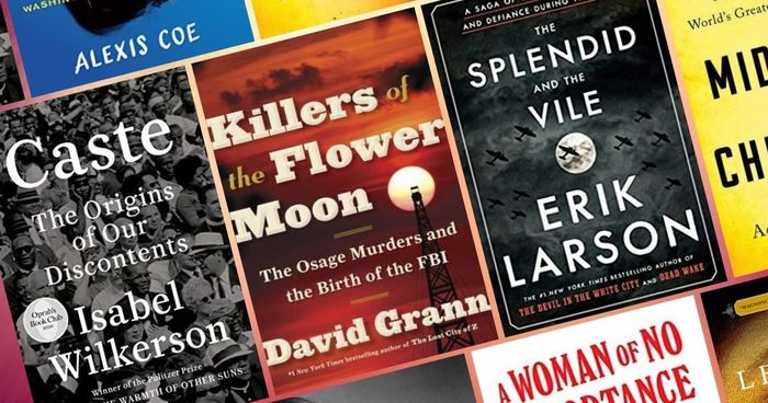 Readers' Top Histories and Biographies of the Last 5 Years