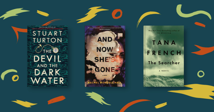 The Big Mysteries and Thrillers of Fall