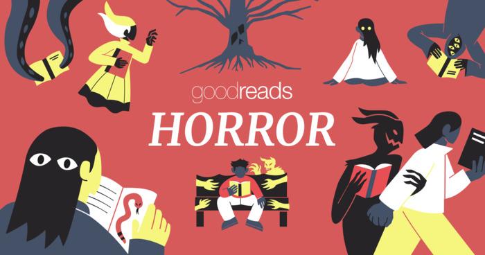Celebrate the Horror Genre on Goodreads!
