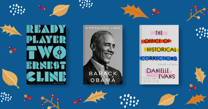 Readers' Most Anticipated Books of November