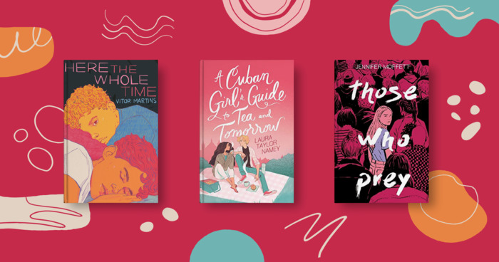 November's Most Anticipated Young Adult Reads