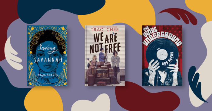Time Travel with These 15 YA Historical Fiction Novels