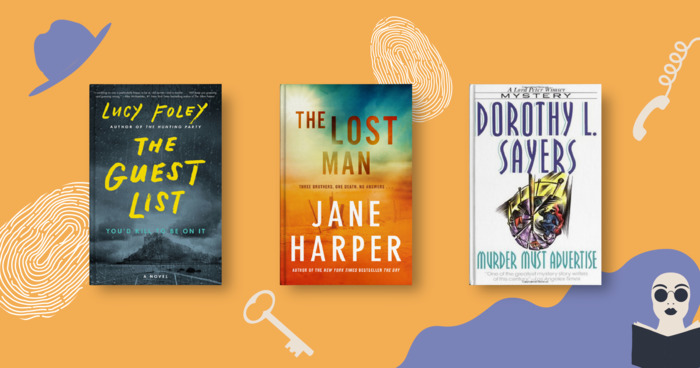 Goodreads Editors (and CEO) Share Their Mystery Picks