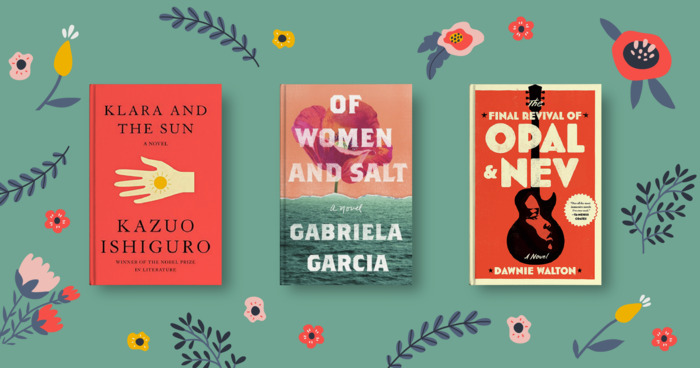 Readers' Most Anticipated Books of March