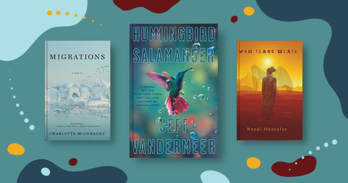 Jeff VanderMeer's Climate Fiction Reading List