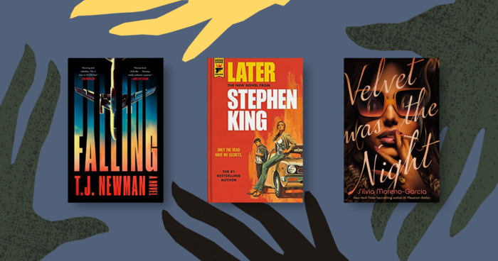 The 60 Hottest New (and Upcoming) Mysteries  & Thrillers