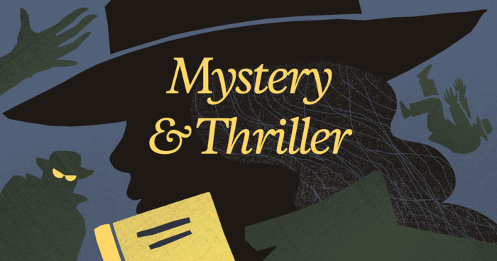 It's Mystery and Thriller Week 2021 on Goodreads!