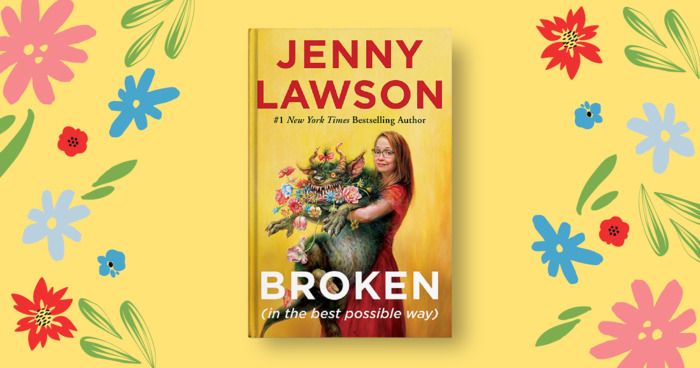 Jenny Lawson Talks Humor, Depression, and the Underrated Virtue of Kindness