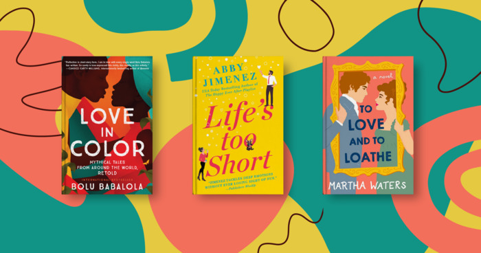 April's Most Anticipated Romance Reads