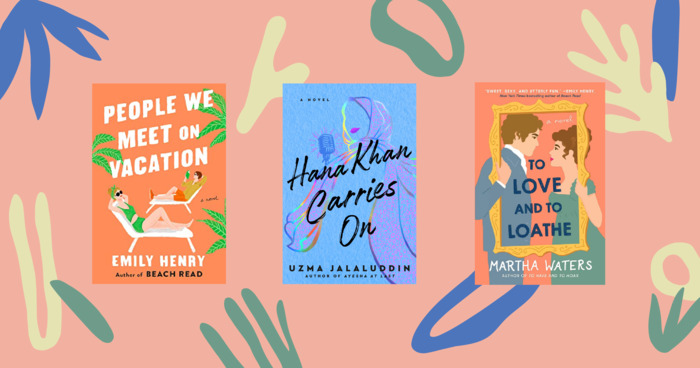 Meet the Authors of Spring's Hottest Sophomore Romances