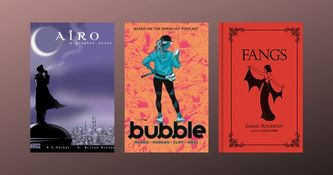 Debut Graphic Novelist Recommends Great One-and-Done Reads