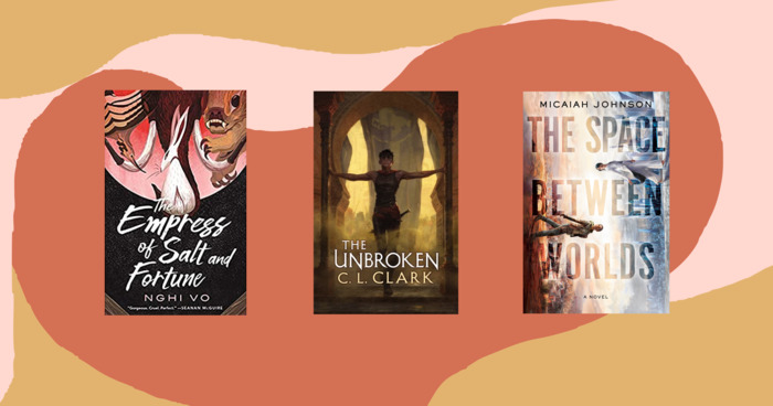 C.L. Clark's Recommendations for LGBTQ+ Speculative Fiction