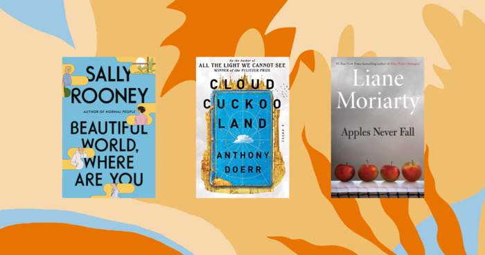 Readers' Most Anticipated Books of September
