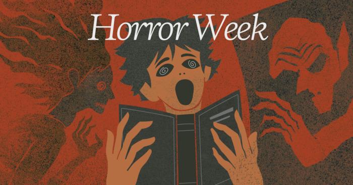It's Horror Week on Goodreads!