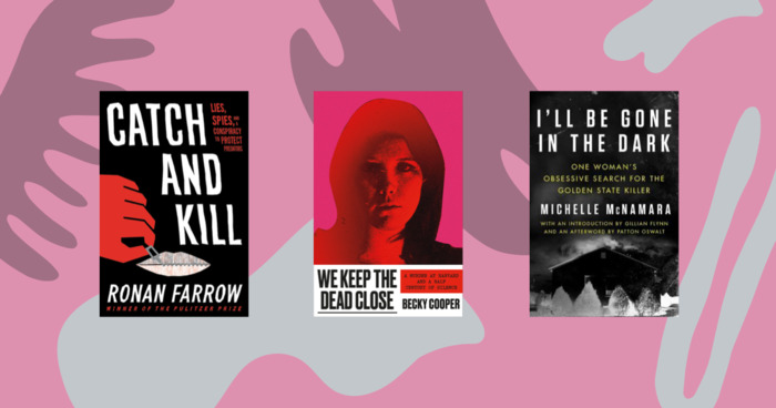The 30 Most Popular True-Crime Books of the Past Five Years