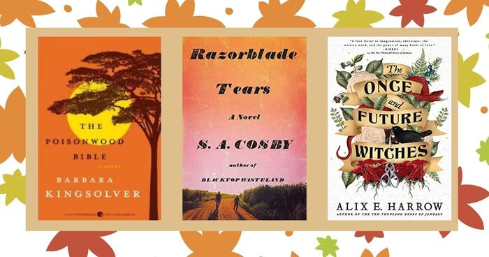 48 Reader Recommendations for Perfect Autumn Books