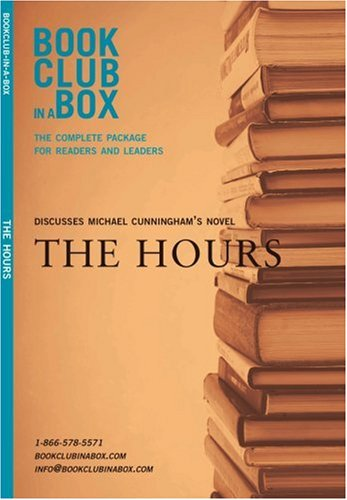 Bookclub-In-A-Box Discusses the Novel the Hours by Michael Cunningham