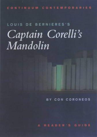Louis de Bernières's Captain Corelli's Mandolin: A Reader's Guide