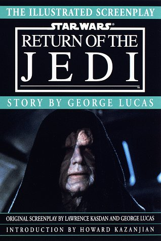 Star Wars: Return of the Jedi - Illustrated Screenplay